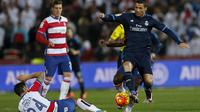 Granada vs Real Madrid (Reuters/Marcelo del Pozo)