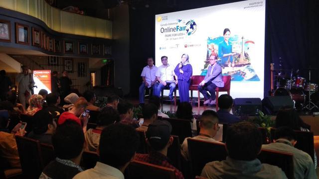 Garuda Indonesia Online Travel Fair Hadir Lagi Ke Labuan