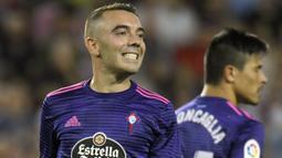 2. Iago Aspas (Celta Vigo) - 5 Gol. (AFP/Jose Jordan)