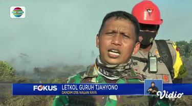 Fokus edisi (01/3) mengangkat topik berita di antaranya, 1 Bulan Terjebak Banjir, Kebakaran Lahan Gambut, Vaksinasi Pedagang Pasar.