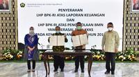 BPK memberikan opini Wajar Tanpa Pengecualian (WTP) atas Laporan Keuangan Kementerian ESDM Tahun 2019