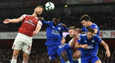 Arsenal Vs Leicester