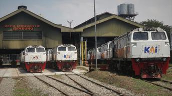 Kabar Gembira, Seluruh Kereta Lokal di Daop 2 Bandung Sudah Kembali Beroperasi