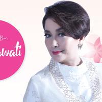 Celeb Bio Widyawati (Fotografer: Nurwahyunan, Desain: Muhammad Iqbal Nurfajri/Bintang.com)