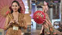 Pesona Elvira Devinamira Dalam Balutan Kebaya, Tampil Anggun. (Sumber: Instagram/elviraelph)