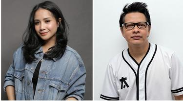 Nagita Slavina dan Armand Maulana (Bintang Pictures)