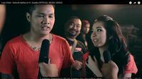 Video Klip Seluruh Nafas Ini - Last Child feat Gisel. (YouTube Last Child)