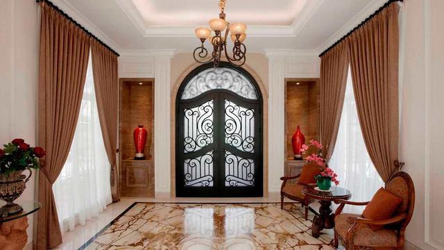 7 Inspirasi Desain Interior Rumah Klasik Nan Mewah Dan Bikin Betah Lifestyle Liputan6 Com