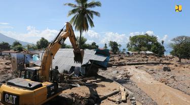 Kementerian PUPR bergerak cepat untuk memastikan lokasi relokasi untuk pembangunan rumah bagi warga terdampak bencana banjir bandang dan longsor di NTT. (Dok Kementerian PUPR)