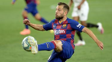 Foto: 5 Pemain dengan Durasi Terlama Memperkuat Barcelona usai Kepergian Lionel Messi, Pique dan Busquets Terlama