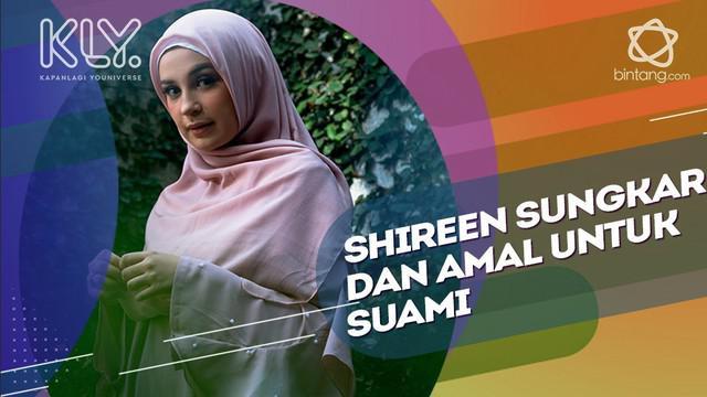Jadi istri Soleha, begini cara Shireen Sungkar jadi istri yang baik untuk Teuku Wisnu