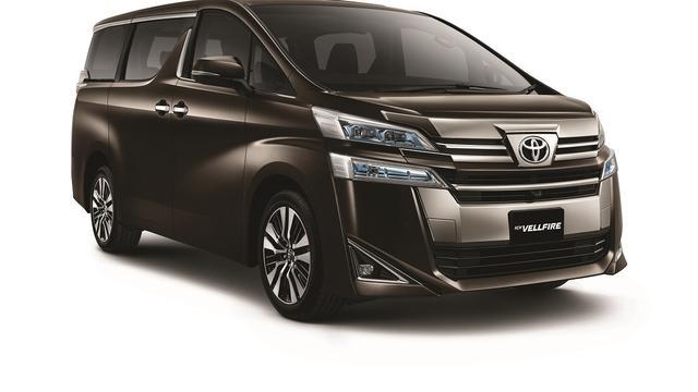 Toyota Luncurkan Alphard dan Vellfire Facelift, Berapa