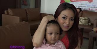 Seperti apa konsep perayaan ulang tahun anak Virnie Ismail?