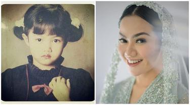 6 Potret Transformasi Yura Yunita, Sejak Kecil hingga Kini Sudah Menikah