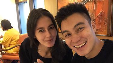 [Bintang] Paula Verhoeven dan Baim Wong