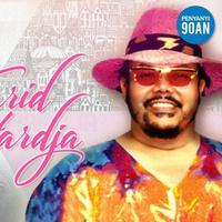 Farid Hardja dikenal dengan lagu-lagu bertema cinta yang penuh suka cita. (Foto: itunes, Desain: Nurman Abdul Hakim/Bintang.com)