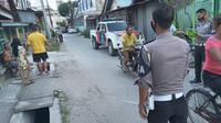 Polisi memintai keterangan saksi-saksi terkait kecelakaan yang menewaskan bocah 10 tahun di Deli Serdang, Sumut