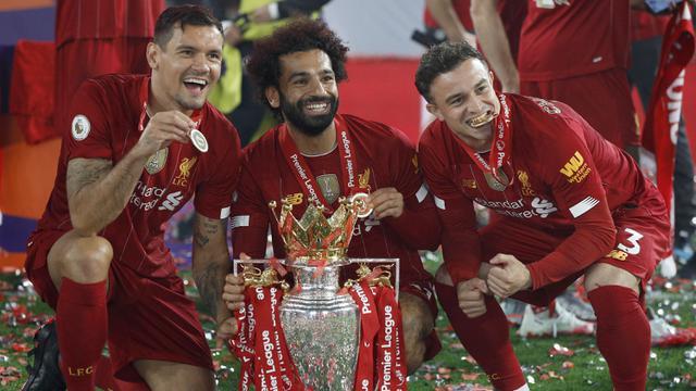 Liverpool Juara Liga Inggris, Mohamed Salah Kurang Dihargai - Bola Liputan6.com