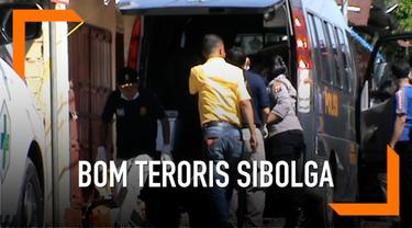 Terduga teroris di Sibolga, Sumatera Utara memiliki bahan peledak hingga 300 kg.