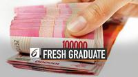 Keluhkan Gaji 8 Juta, Ini Kisaran Gaji Fresh Graduate