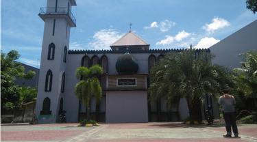 Pohon Kurma Umar Alwi