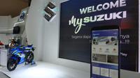 Beli Suku Cadang Suzuki Bisa Lewat Internet (Arief A/Liputan6)