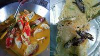6 Menu Olahan Ikan Hias Ini Nyeleneh Banget, Berani Coba? (sumber: 1cak dan Instagram/receh.id)