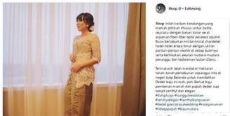 Hashtag #SungguhWadidaw, ini 5 caption instagram Fitri Tropica yang kocak.