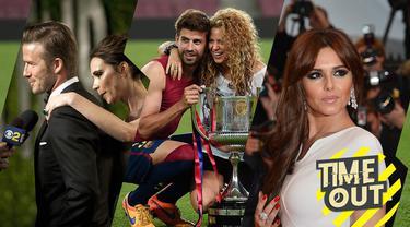 Berita video Time Out yang membahas tentang lima atlet dunia yang mengencani seorang penyanyi.