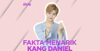 Fakta Menarik Kang Daniel yang Baru Saja Putus dari Jihyo TWICE