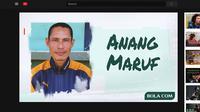 Ilustrasi - Konten Youtube Anang Maruf (Bola.com/Adreanus Titus)
