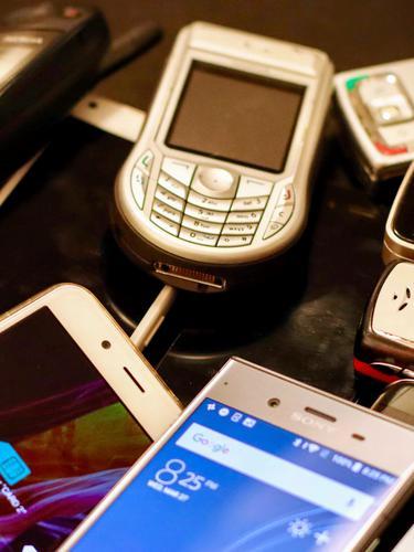 Ilustrasi Ponsel Nokia