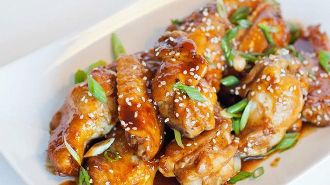 Resep Chicken Wings Teriyaki Lifestyle Fimelacom