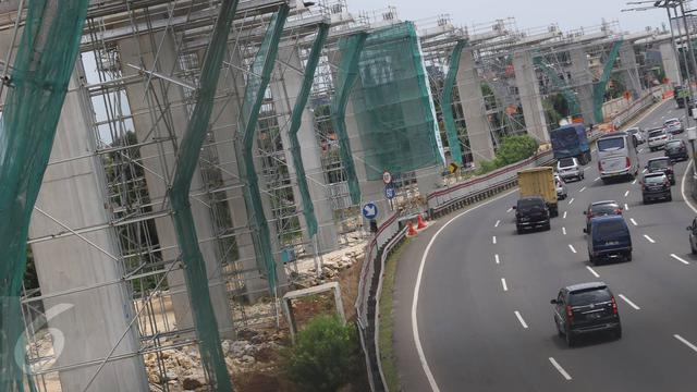Awas Macet Ini 3 Proyek Besar Sepanjang Jakarta Cikampek Bisnis