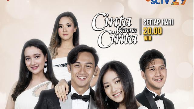 Drama Menguak Rahasia Besar Di Sinetron Terbaru Sctv Cinta