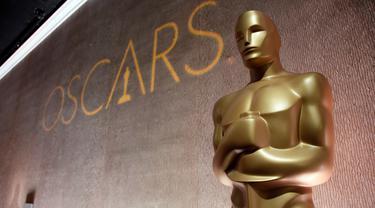 Piala Oscar. (Danny Moloshok/Invision/AP, File)