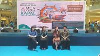 Dream Cruises mengadakan Dream Cruises Holiday Fair 2019 di Gandaria City, Jakarta Selatan (Liputan6.com/Komarudin)
