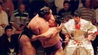 Ilustrasi sumo (AFP)