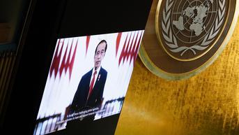 4 Poin Penting yang Disampaikan Presiden Jokowi dalam Pidato di Sidang Majelis Umum PBB