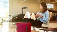 Layanan anter jemput 'dari' dan 'ke' bandara semakin mempermudah perjalananmu tanpa perlu khawatir.