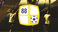 Liga 1 - Ilustrasi Logo Barito Putera BRI Liga 1 (Bola.com/Adreanus Titus)