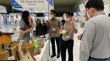 BNI Seoul Pertemukan Eksportir Indonesia dengan Buyer Korea Selatan, Manfaatkan Imported Goods Fair (IGF) 2021