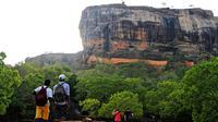 Situs arkeologis yang paling terkenal di Sri Lanka disebut Cultural Triangle. Tempat ini bahkan menjadi rumah bagi lima situs warisan dunia (Foto: bbc.com)