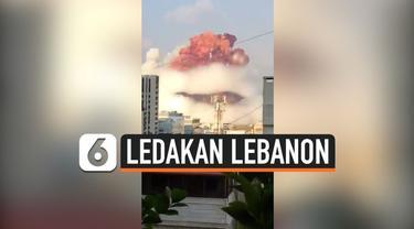 Ledakan di Beirut, Lebanon mengagetkan penduduk dunia. Warganet ikut berduka dengan tragedi yang melukai ribuan orang tersebut.