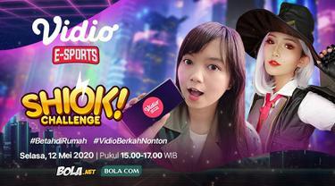 SHIOK Challenge Nixia