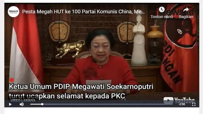 Gambar Tangkapan Layar Artikel dari Situs inews.id.