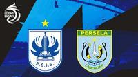 BRI Liga 1 - PSIS Semarang Vs Persela Lamongan (Bola.com/Adreanus Titus)