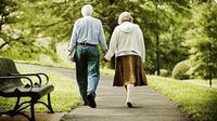 Tenang dan bahagia di masa tua dengan persiapan berikut ini. (Foto:iStockphoto)