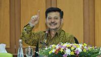 Menteri Pertanian (Mentan) Syahrul Yasin Limpo memerintahkan jajaran Kementerian Pertanian segera menentukan subyek persoalan pangan yang harus ditangani secara cepat.