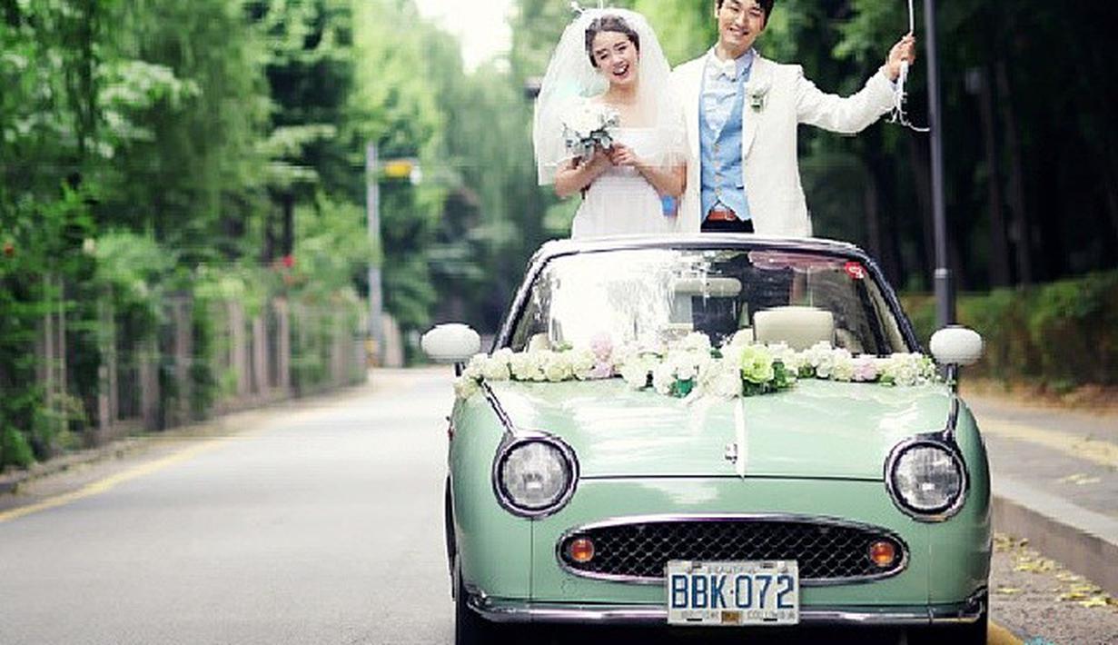 Ide Foto Pre Wedding Romantis Ala Korea Fimela Fimela Com